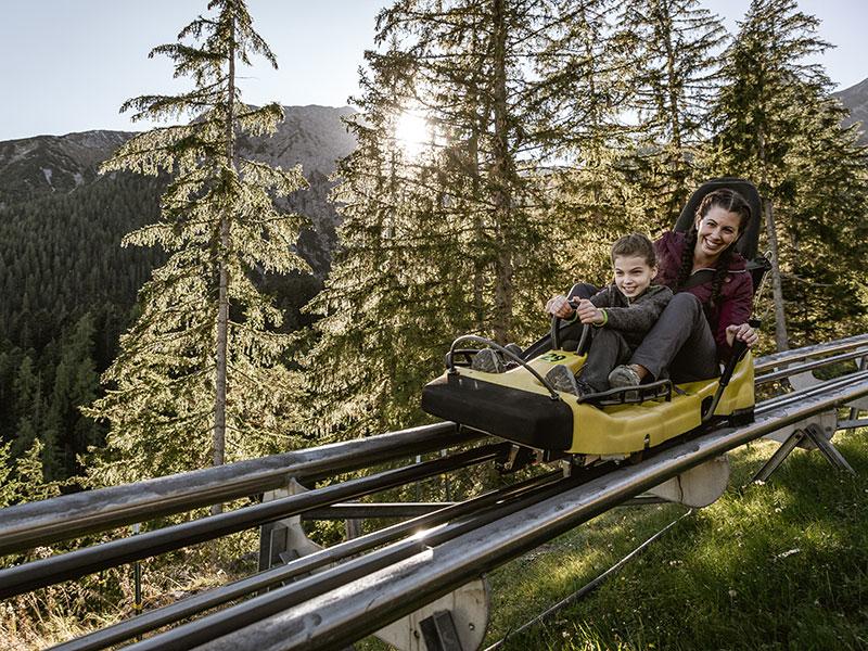 Alpine Coaster Hoch Imst