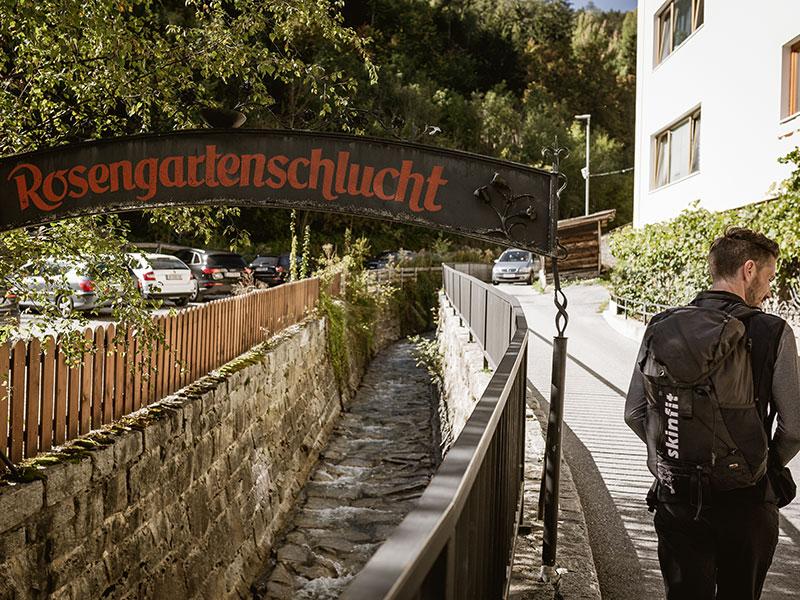 Rosengartenschlucht Imst